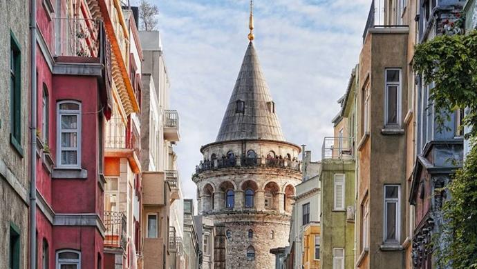 قصص اسماء الاحياء في اسطنبول