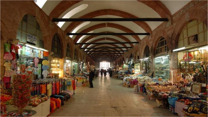 سوق الحرير | بورصا