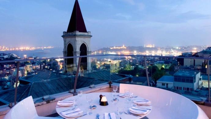 مطعم 360 اسطنبول