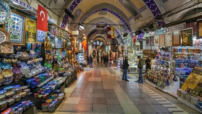 جولة أسواق وبازارات اسطنبول