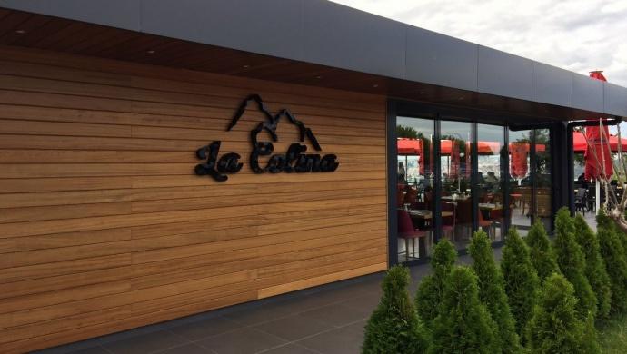 مقهى La Colina