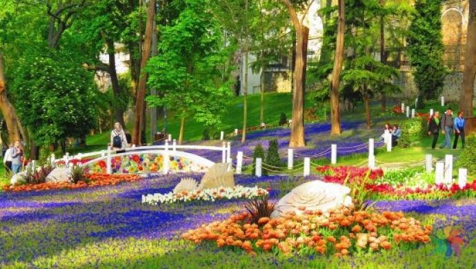 حديقة جولهانه
