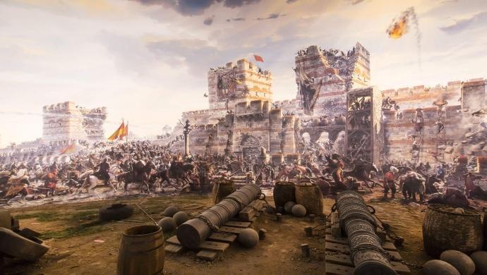 جولة فتح القسطنطينية