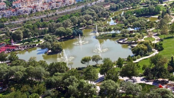 حديقة بهجة شهير غوليت