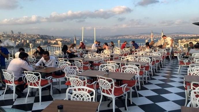 مقهى Kubbe-i Aşk